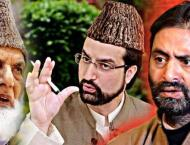 Continued detention of Gilani, Mirwaiz and Malik denounced