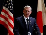 Trump '100 percent' with me: US defence chief Mattis