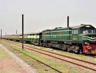 Railway Minister inaugurates two new train services from Sukkur