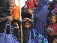 UN says young Rohingya girls constitute largest group of traffick ..