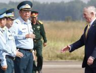 US Defence Secretary Jim Mattis tours contaminated Vietnam War-er ..