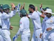 Australia dismissed for 145 in second Test