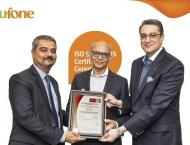 Pakistani Telecom Company achieves ISO 9001:2015 by Bureau Verita ..