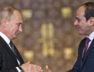 Putin Says Thoroughly Discussed With Egyptian President Defense I ..