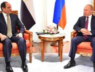 Russia, Egypt Sign Agreement on Comprehensive Cooperation, Strate ..