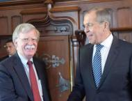 Lavrov-Bolton Meeting Being Worked Out - Russian Foreign Ministry