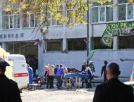 Victims of Crimea school attack killed by gunshots: investigators ..