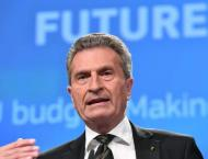 EU Budget Commissioner Says Likely to Ask Italy to Correct Draft  ..