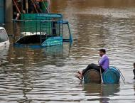 Two dead including child in Tunisia floods