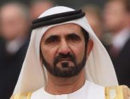 Moahmmed bin Rashid receives UAE Paralympics team