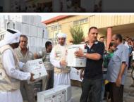 ERC provides meals to malnourished children in Al Azariq, Yemen