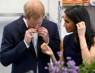 Kangaroo on the menu for Harry and Meghan Down Under