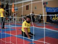 Afghan war veterans prepare for battle at Invictus Games