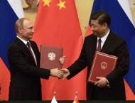 China Politburo Member Says Relationship With Russia 'At Its Best ..