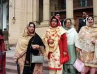 Women lawmakers contributed 39% of parliamentary business: FAFEN ..