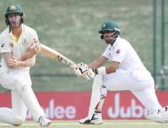 Babar, Sarfraz propel Pakistan to 350-5 in second Test