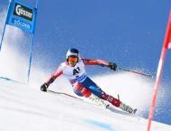 Soelden giant slaloms on, in spite of Austria's Indian summer