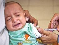 Anti-measles campaign: Over 3.7mln children vaccinated so far