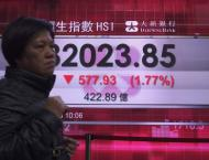 Tokyo stocks open sharply lower on global worries 19 October 2018 ..