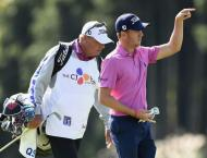 Golf:Leading scores from the second round of the US PGA CJ Cup at ..
