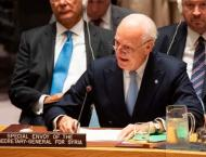 De Mistura's Trip to Damascus to Speed Up Constitutional Review - ..
