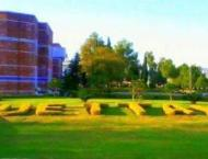 Muhammad Nawaz Sharif University of Agriculture students pick cot ..