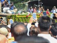 Bangladesh music fans mourn rock megastar