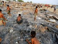 Fire in Refugee Camp Kills 6 Rohingyas in Myanmar's State of Rakh ..