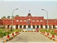 Scholar gets PhD in Mathematics at Government College University  ..