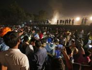Authorities of Indian State of Punjab Declare Mourning Over Deadl ..