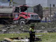 Four Feared Trapped Under Rubble After Fireworks Factory Blast in ..