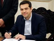 Greece's Tsipras Congratulates Macedonia's Zaev on Parliament App ..