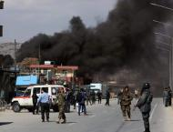 Three Blasts Hit Kabul on Election Day, Casualties Not Reported Y ..