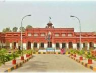 Sofia Anwar takes charge as Vice Chancellor Government College Wo ..