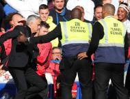 Mourinho furious as Chelsea salvage unbeaten record