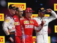 'My feelings? Mixed': Vettel clings on in desperate Hamilton purs ..