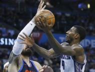 Kings down Thunder to spoil Westbrook's season debut
