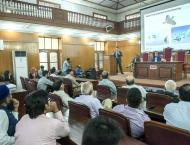 """IPS arranged informative lecture on """"Practical Synthesis of Bioac .."""