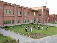 University of Veterinary and Animal Sciences holds All Pakistan B ..