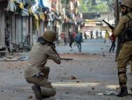 AJK observes black day over martyrdom of 10 more Kashmiris in IOK ..