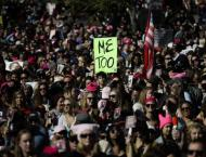 Women's March on Pentagon Ends Peacefully, Without Incident - Def ..