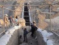 Bronze age defensive wall discovered in NE Iran