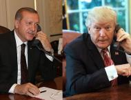 Erdogan Slams US for Supporting Kurdish YPG Forces in Talks With  ..