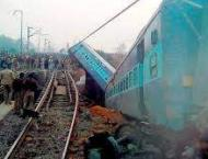 50,000 people died on railway tracks in India from 2015 to 2017