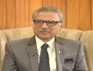 MD Pakistan Bait-ul-Mal calls on President