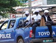 Guinea police fire tear gas on banned demo in Conakry