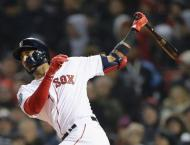 Nunez homer powers Red Sox over Dodgers in World Series opener