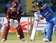 India win toss, bat against West Indies in second ODI
