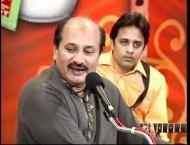 Ustad Roshan Abbass, Ustad Ghulam Abbas enthrall audience at Lok  ..