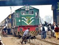 Train hits a young Labourer to death in Hyderabad